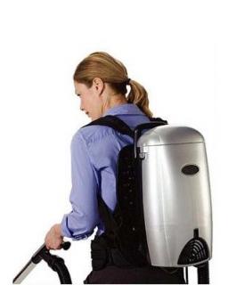 Пылесос ранцевый Back Pack ECO300