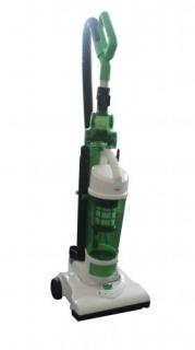 Вертикальный пылесос Green Power со встроенной электрощёткой
